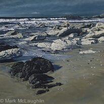 Dunshammer beach, Co Antrim