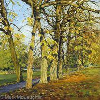 Chestnut walk, Ruskin Park