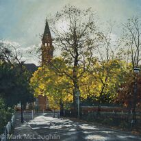 October afternoon, Dulwich College