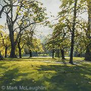 November morning, St James's Park
