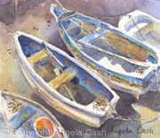 Boats, Polperro