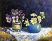 Violas and Primroses