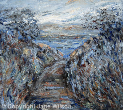 Winter Hedge, An Vownder Goth