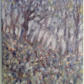 Winter hedge (2013)