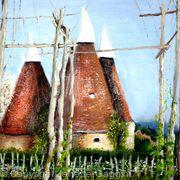 Kentish Oast Houses