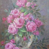 Eileen Howell - Roses