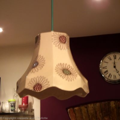 Yvonne Lampshade in Cosmos Design