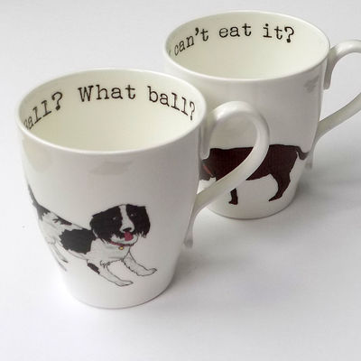 Obsessed Dog Mugs