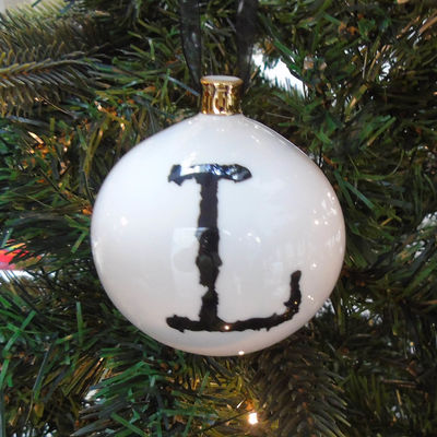L for Lovely Bauble