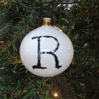 R for Radiant Bauble