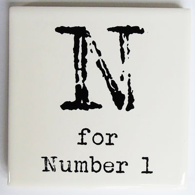 N for No.1