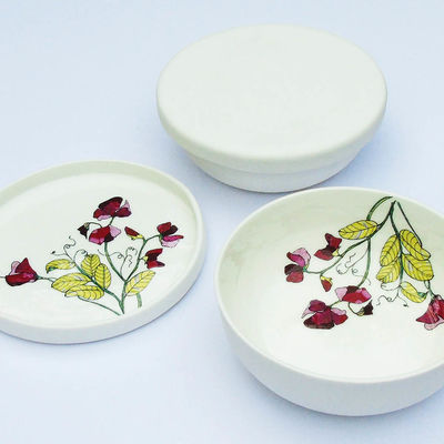 Bowl and Plate/lid