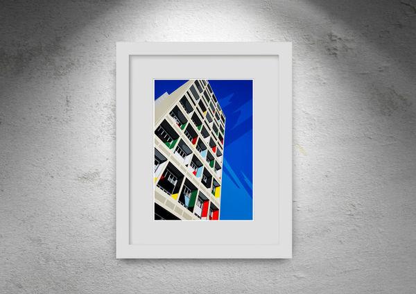 Corbusier Berlin