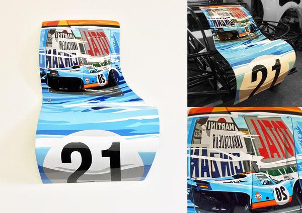 917 at Le Mans