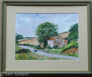Cottage at Stonegrove Yorkshire