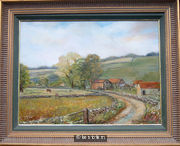 Alstonfield Derbyshire