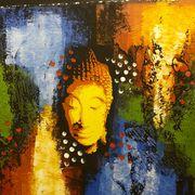 Buddha Abstract