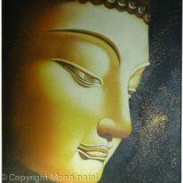 Watchful Eyes of Buddha
