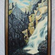 Waterfall, Wales 2