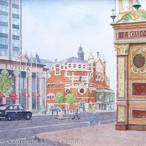 Europa, Opera House and Crown bar, Belfast