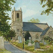 Ballylesson church