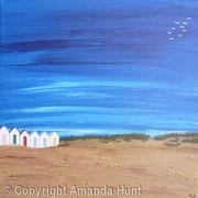Beach Huts II