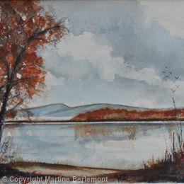 Autumn on Lochmaben