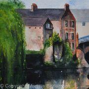 By Buccleugh Bridge, Dumfries