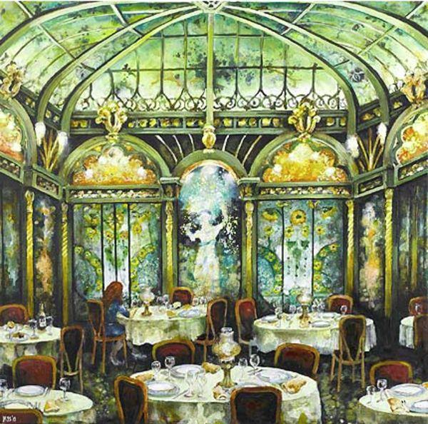 Cafe Paris Prague