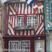 Rue Brulee