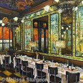 Paradise Lost, Brasserie Lipp