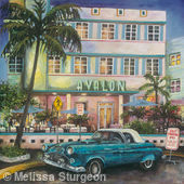 Avalon Hotel, Miami