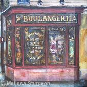 Boutique Sur Rue De Chemin Vert