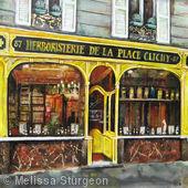 Herboristerie De La Place Clichy