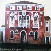 Red Palazzo