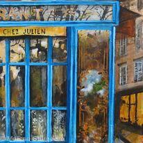 Chez Julien (detail)