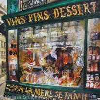 A La Mere de Famille (detail)