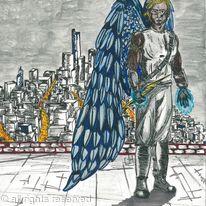 Archangel city