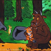 Gruffalo, Child and Mouse