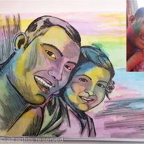 Portrait client A