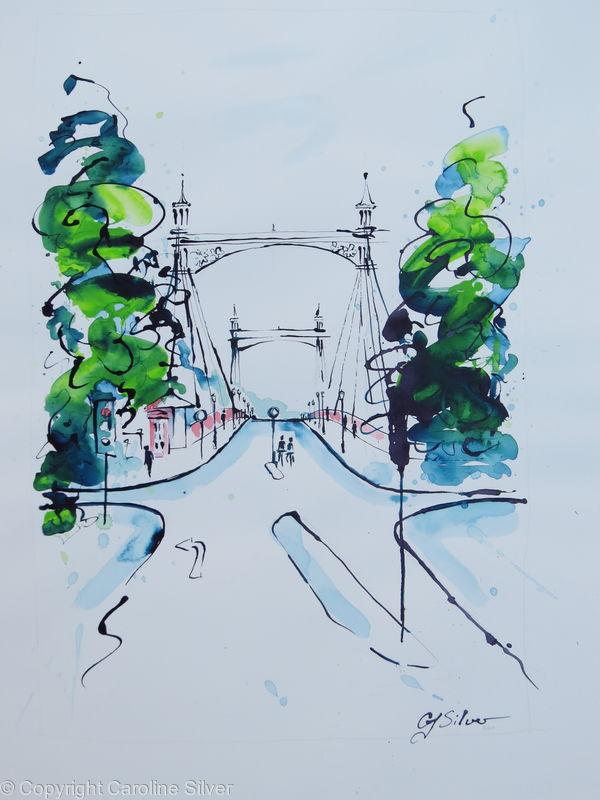 Albert Bridge II