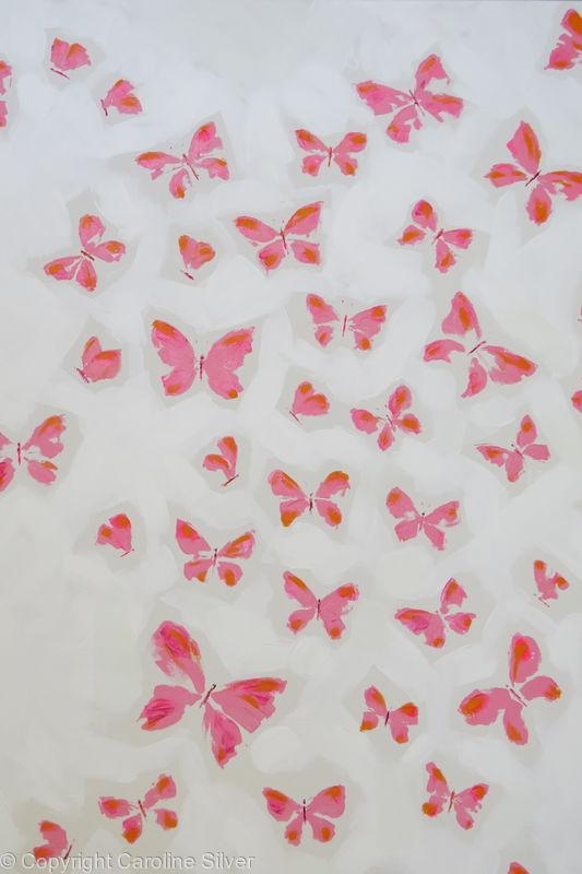 Butterfly flurry