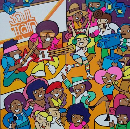 Soul Train's Super Fly Summer Special