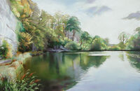 506 Cressbrook Mill - Autumn