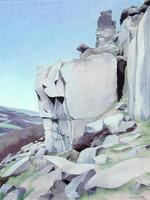 175 Rock Climb - LHorla, Curbar Edge