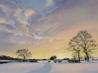 554 Winter Sunset 1