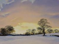 556 Winter Sunset 3