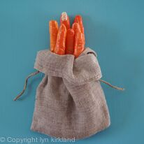 Ladies Finger carrotts