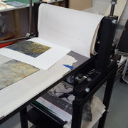 Gunning studio press