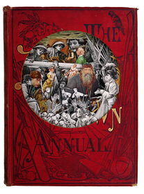 The Boy's Own annual 1895